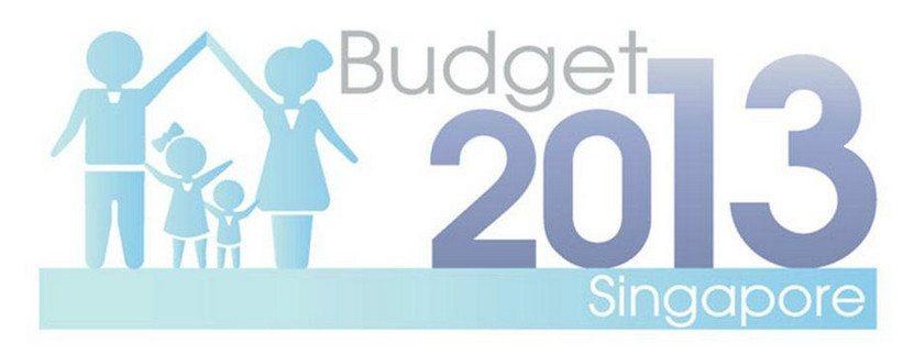 Singapore Budget 2013 Summary