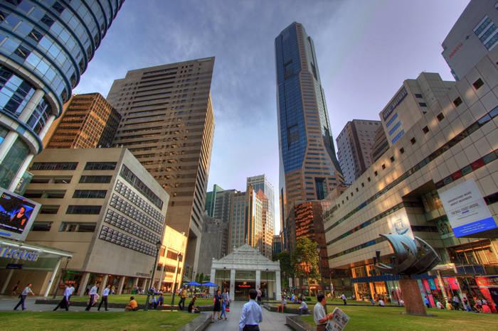 Company Setup in Singapore