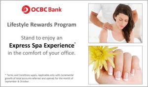 3E Accounting - OCBC Lifestyle Rewards Program