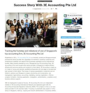 Singapore Brand Success Story