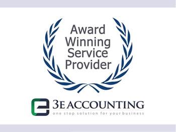 Award Winning Service Provider