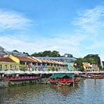 在新加坡旅行