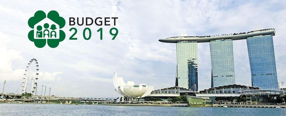 2019年新加坡财政预算案摘要