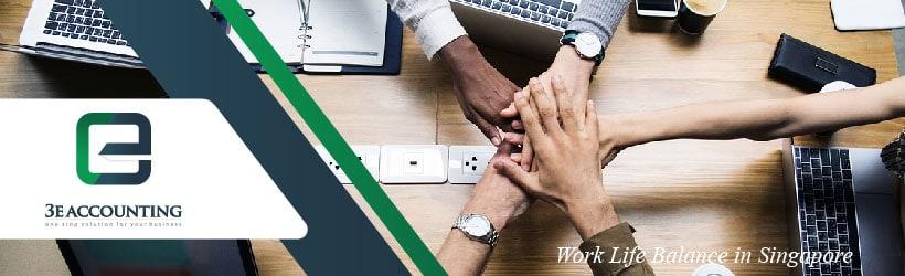 3E会计支持新加坡公平就业实践与工作生活平衡