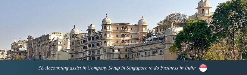 3E Singapore provides Setup Company services - Singapore Company Setup Business in India