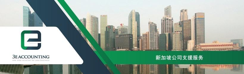 新加坡公司支援服务