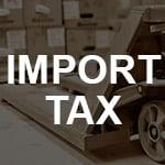 新加坡进口税 - 关税和应课税品