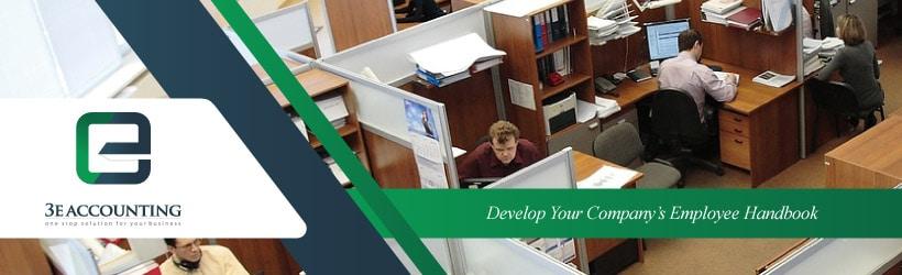Develop Your Company's Employee Handbook