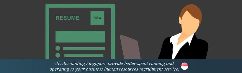 Human Resources Recruitment Service