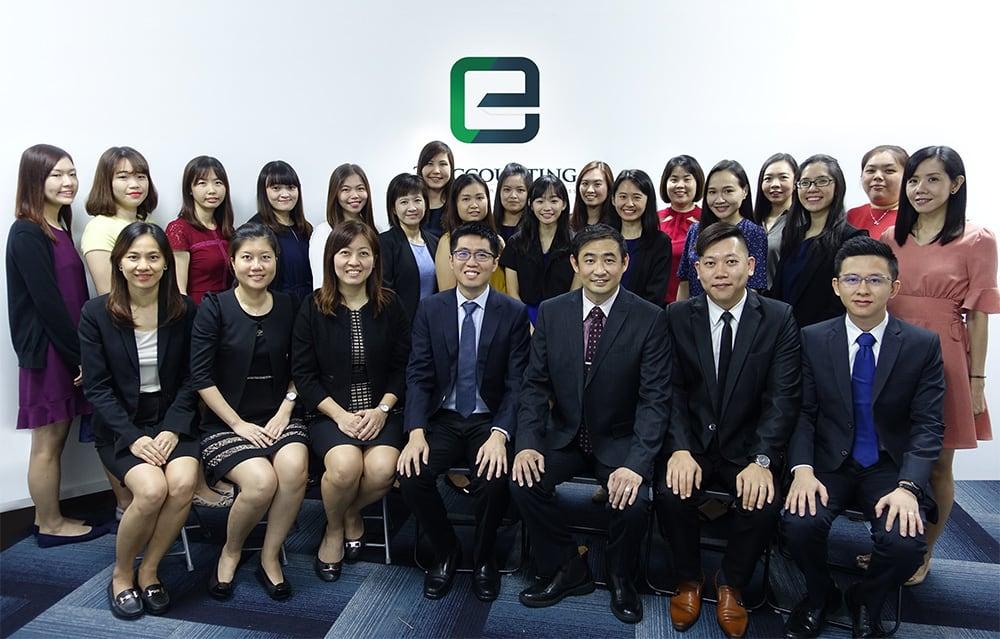3E Accounting Singapore Team