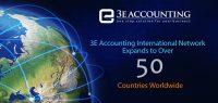 3E会计国际网络扩展到全球50个国家