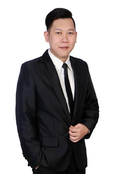 Mr Desmond Ng – Senior Tax Manager