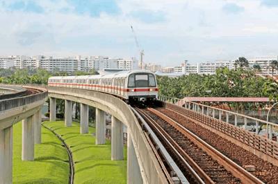 Singapore Mass Rapid Transit (MRT)