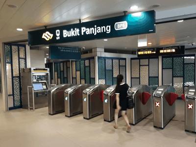 The Downtown (DT) Line - Bukit Panjang