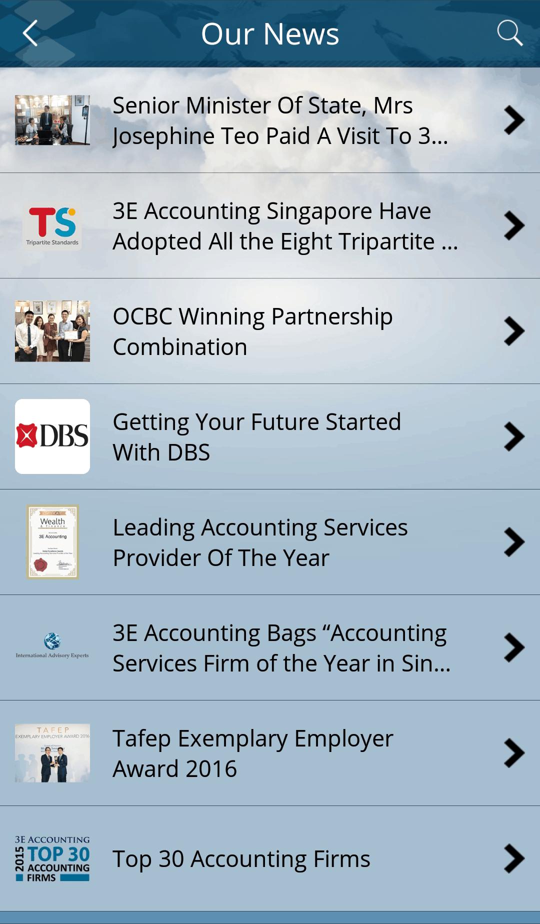 所有3E会计的新闻列表