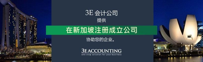 注册成立新加坡公司服务配套