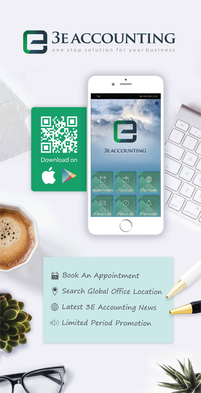 3E Accounting Mobile App