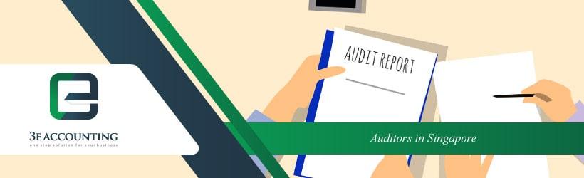 Auditors in Singapore