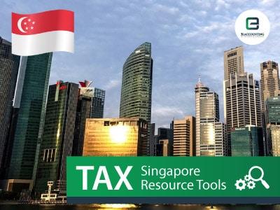 3E Accounting Singapore Resource Tools