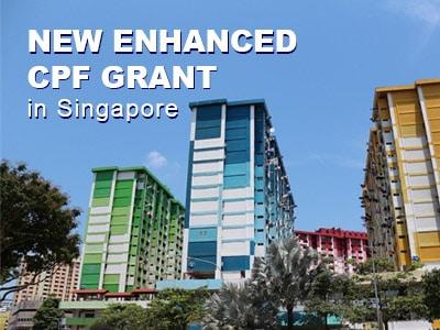 New Enhanced CPF Grant in Singapore