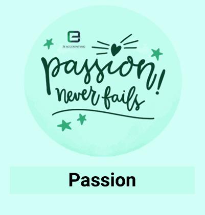 3E Entrepreneurship Programme - Passion