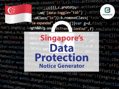 Singapore's Data Protection Notice Generator