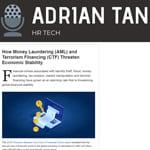 Adrian Tan - 3E Accounting Full Compliance Achievement Interview