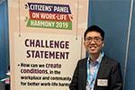 "3E会计创始人被选为""工作与生活和谐 公民咨询小组""的成员"