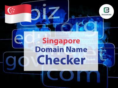 Singapore Domain Name Checker