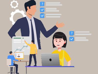 数码化提高了员工的生产力