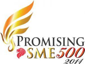 2014年的卓越中小型企业大奖(Promising SME 500 2014)