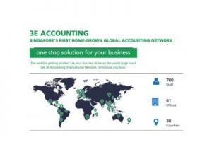 3E会计私人有限公司很高兴能够被ISCA杂志报道,成为新加坡第一个也是全国唯一的全球会计网络