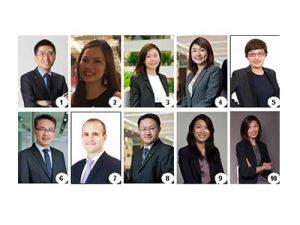 3E会计董事经理,Lawrence Chai ,荣获新加坡商业评论以报道主题 40岁以下会计师