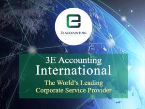 Consultancy.asia认可国际3E会计近期的里程碑成就