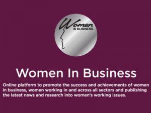 "3E会计荣幸获英国在线网络商界女性(Women in Business)以报道主题""3E会计—新加坡崛起的新星""推荐"