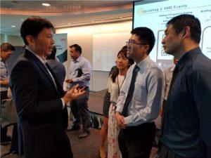 3E会计应全国工会大会(NTUC)邀请与U SME顾问高级国务部长Chee Hong Tat先生举行闭门对话
