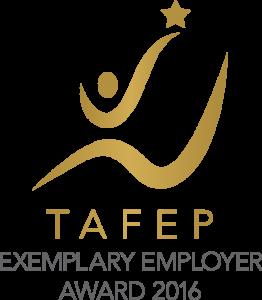 TAFEP 颁发2016模范雇主奖