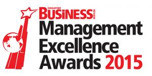 新加坡商业管理评论卓越奖