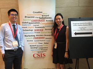 3E会计出席企业服务供应商(CSP)的更新会议2019