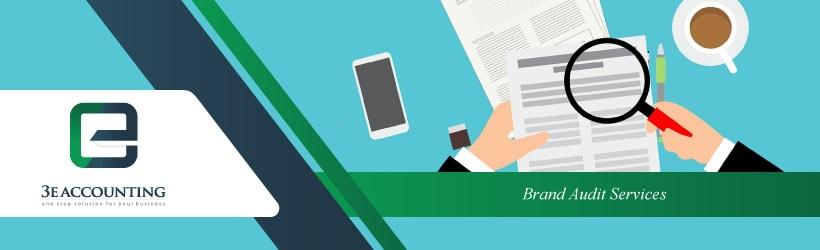 Brand Audit Services