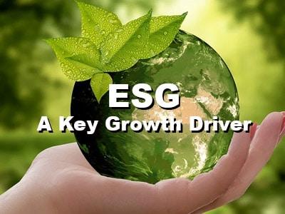 ESG A Key Growth Driver