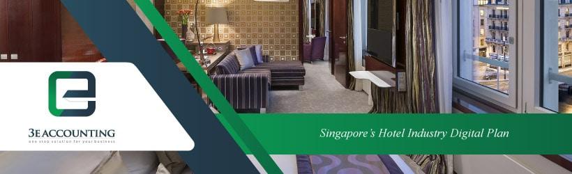 Singapore's Hotel Industry Digital Plan