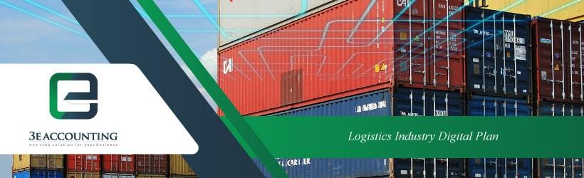 Singapore's Logistics Industry Digital Plan