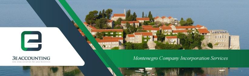 Montenegro Company Incorporation Services