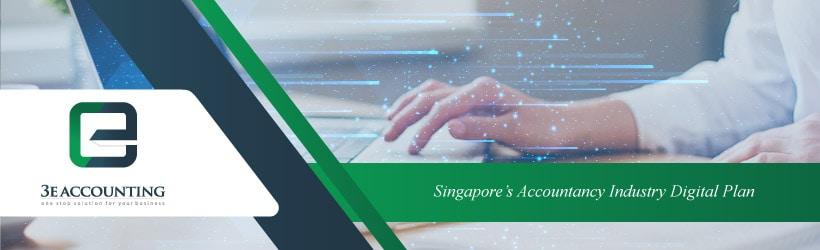 Singapore's Accountancy Industry Digital Plan