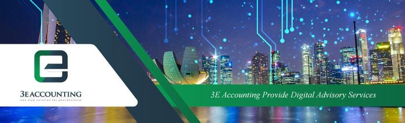 3E Accounting Provide Digital Advisory Services