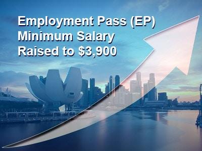EP Minimum Salary Raised to $3,900, Ensures Level Playing Field