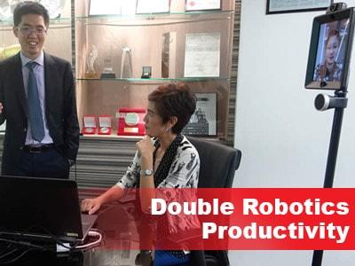 Double Robotics Productivity