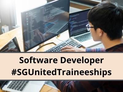 Software Developer #SGUnitedTraineeships