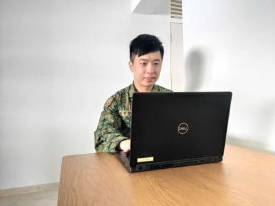 3E Accounting Observes SAF Day 2020 LIVE on MINDEFsg